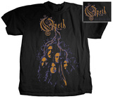 Opeth - Faces Shirts