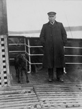 Captain of a Cobh Tender. Photographic Print