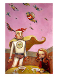 Heed the Call Reproduction procédé giclée par Aaron Jasinski