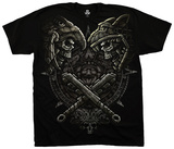 Fantasy- Aztec Faceoff T-shirts