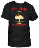 Cro Mags - The Age of Quarrel T-shirts