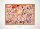 Komposition Posters av Paul Klee