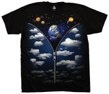 Nature- Sky Space T-Shirt