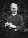 Self Portrait of Father Fm Browne. Photographic Print