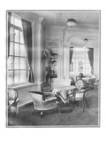 Luxury Room on the Titanic. Photographic Print