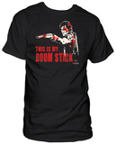 Army of Darkness - Bloody Boom Stick T-Shirt