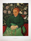 La Berceuse Prints by Vincent van Gogh