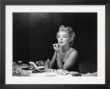 Marilyn Monroe, Back Stage Posters by Sam Shaw
