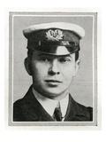 John George 'Jack' Phillips Wireless Operator on Titanic. Reproduction photographique