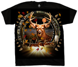 Nature- Deer Dreamcatcher T-Shirt