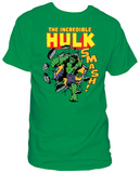 Incredible Hulk - Smash T-shirts