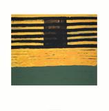 Seward Park Serigraph by Frank Stella