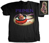 Primus - Frizzle Fry T-shirts