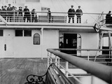 Passengers on the Titanic. Photographic Print