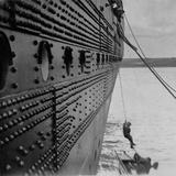 Titanic, Illegal Trader. Photographic Print