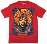 Jimi Hendrix- 5th Dimension T-Shirts