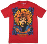 Jimi Hendrix- 5th Dimension T-shirts