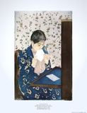 The Letter Prints by Mary Cassatt