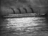 Titanic at Night. Photographic Print