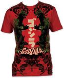 Godzilla - Duplicity T-shirts