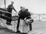 Authorised Trader on Titanic. Mrs. Photographic Print