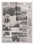 Daily Express April 12 1932, Titanic Commemorative Issue. Photographic Print