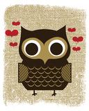 Hero Design - Owl Always Love You Sítotisk