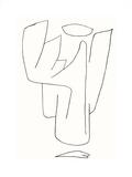 Engelsam, c.1939 Serigraph by Paul Klee