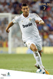 Real Madrid - Cristiano Ronaldo 2011/2012 Kunstdruck