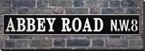 Abbey Road Płótno naciągnięte na blejtram - reprodukcja