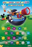 Educative- From 1 To 20 Poster