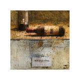 Monbrison Reproduction giclée Premium par Olivier Paul