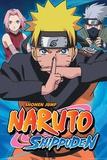 Naruto Group Prints