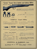 Cogswell & Harrison Plaque en métal