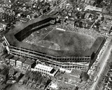 Sportsmans Park 1926 World Series Photo
