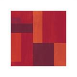 Geometrie, c.2011 Premium Giclee Print by Thierry Montigny