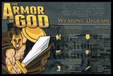 Armatura divina Poster