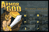 Armor of God Prints