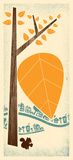 Autumn Serigraph by  Hero Design
