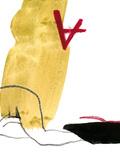 Dessin, c.2010 Serigrafia por Tianmeng Zhu