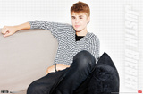 Justin Bieber - Chillin Prints