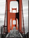 Golden Gate Bridge-San Francisco Reproduction transférée sur toile
