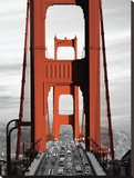 Golden Gate Bridge-San Francisco Stretched Canvas Print