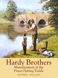 Kevin Walsh - Hardy Brothers Tin Sign