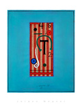 Ohne Titel,1998 Serigraph by J&#252;rgen Wegner