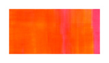 Orange-Magenta, c.2005 Serigraph by Susanne Stähli