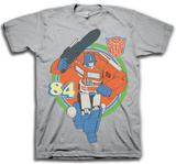 Transformers - Optimus 84 T-shirts