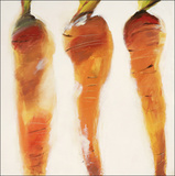 Carottes, c.2006 Premium Giclee Print by Nathalie Clement