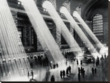 Grand Central Station Stretched Canvas Print