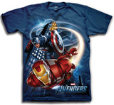 Youth: The Avengers - Avengers Shirts